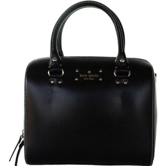 kate spade Handbags - Kate Spade Alessa Wellesley Boston Zip around tote